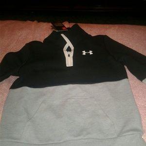 Girl or boy Under Armour hoodie
